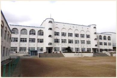 本山第二小学校 【震災資料室】