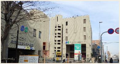 コープカルチャー生活文化センター広場【鎮魂碑】