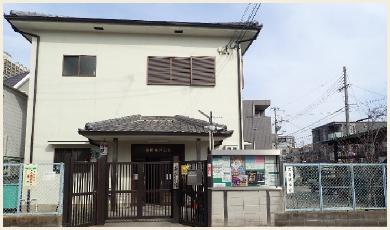 茶屋地区会館【慰霊碑】