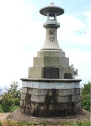 高取神社【復興大灯籠】